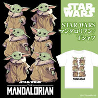 The mandalorian/マンダロリアン the child Tシャツ