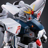 MG 1/100 ガンダムF91 Ver.2.0[チタニウムフィニッシュ]【3次:2021年12月発送】
