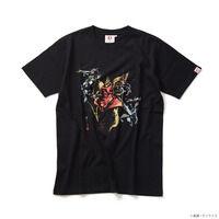 STRICT-G JAPAN 「機動戦士ガンダム 0083」 Tシャツ 筆絵 ゲルググM