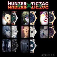 HUNTER×HUNTER×TiCTAC コラボレーションウォッチ