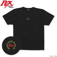 仮面ライダーBLACK RX 刺繍ロゴ Tシャツ