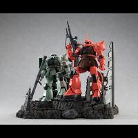 Realistic Model Series 機動戦士ガンダム(1/144HGシリーズ用) Gストラクチャー【GS02】ニューヤーク市廃墟