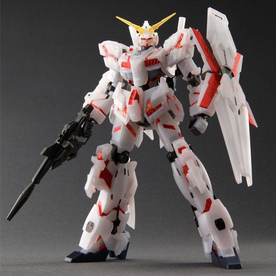 Robot魂 RX-0 独角兽高达毁灭模式(NT-D发动版)