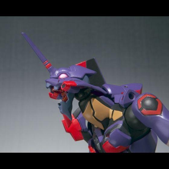 Robot魂 泛用人型决战兵器 人造人Evangelion 试验初号机(觉醒版)