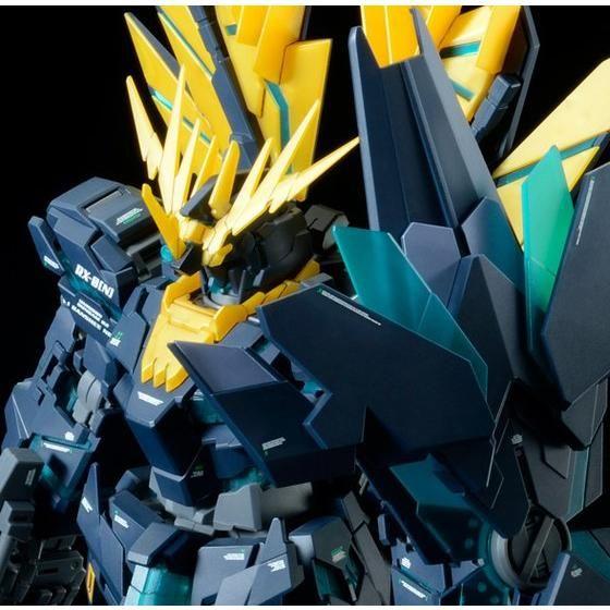 MG RX-0[N] 独角兽高达2号机·报丧女妖 命运女神(1:100 最终决战版)