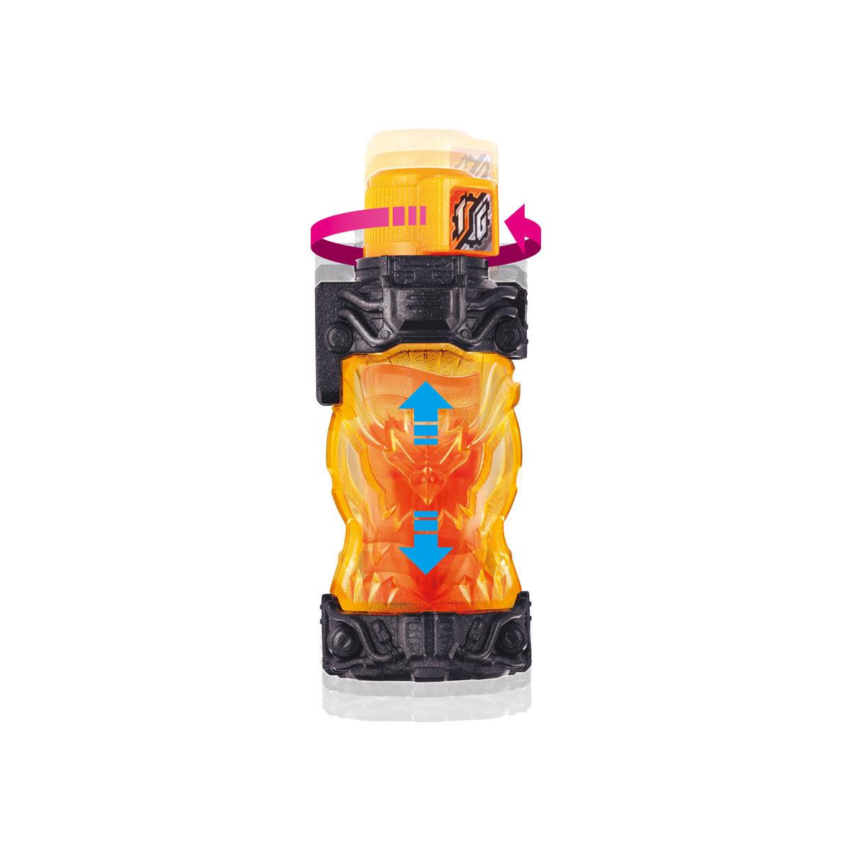 DXホークガトリングフルボトルセット