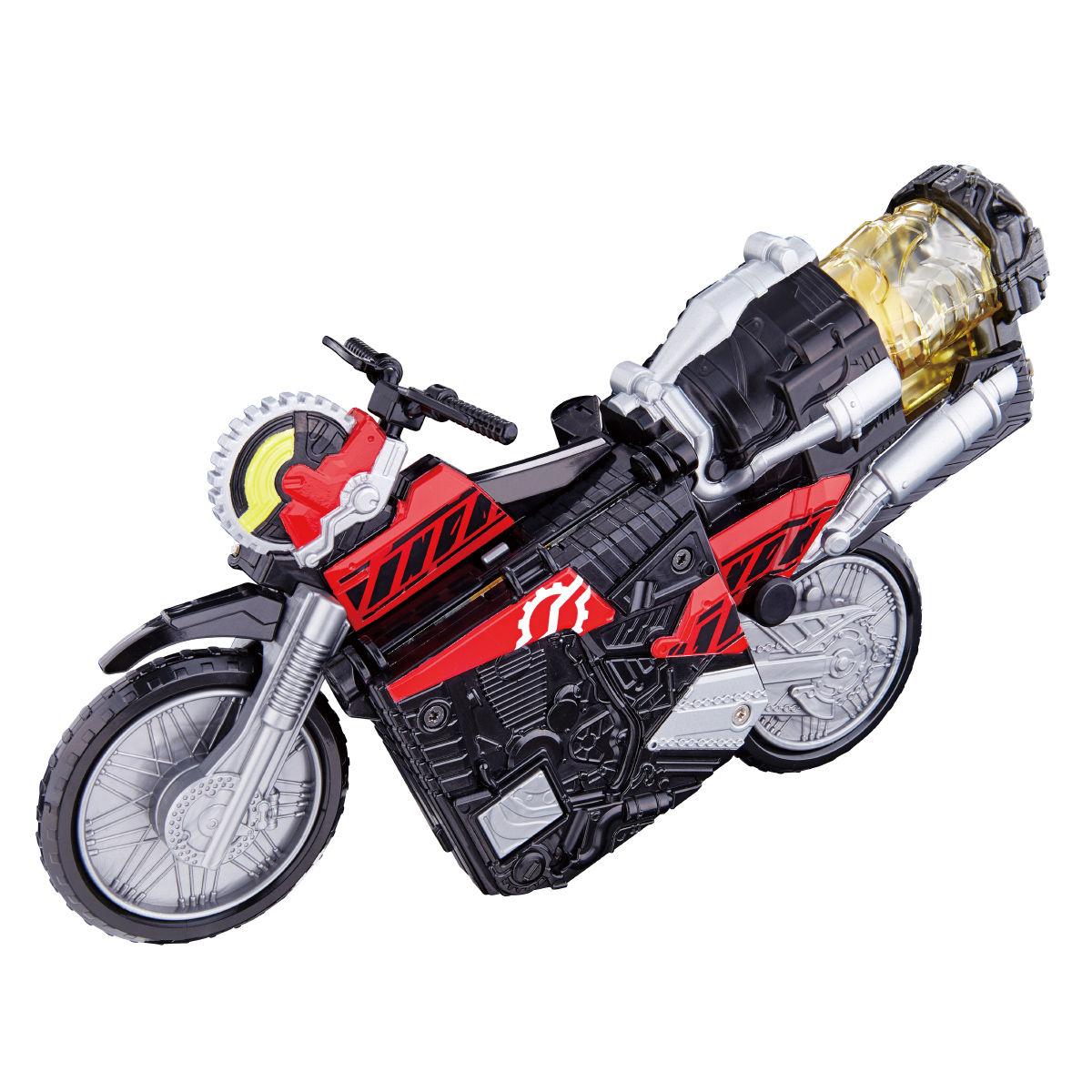 仮面 ライダー キバ バイク