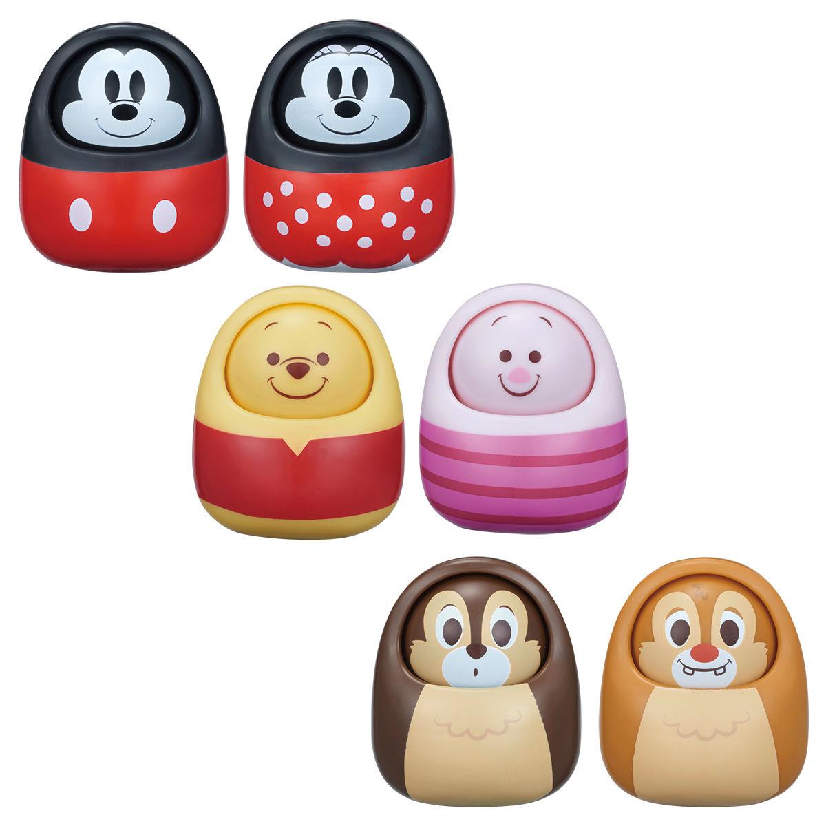 うなずきん disney characters chip | ディズニーキャラクター おもちゃ