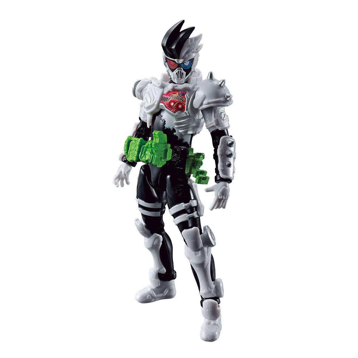 RKF レジェンドライダーシリーズ 仮面ライダーゲンム ゾンビアクションゲーマー