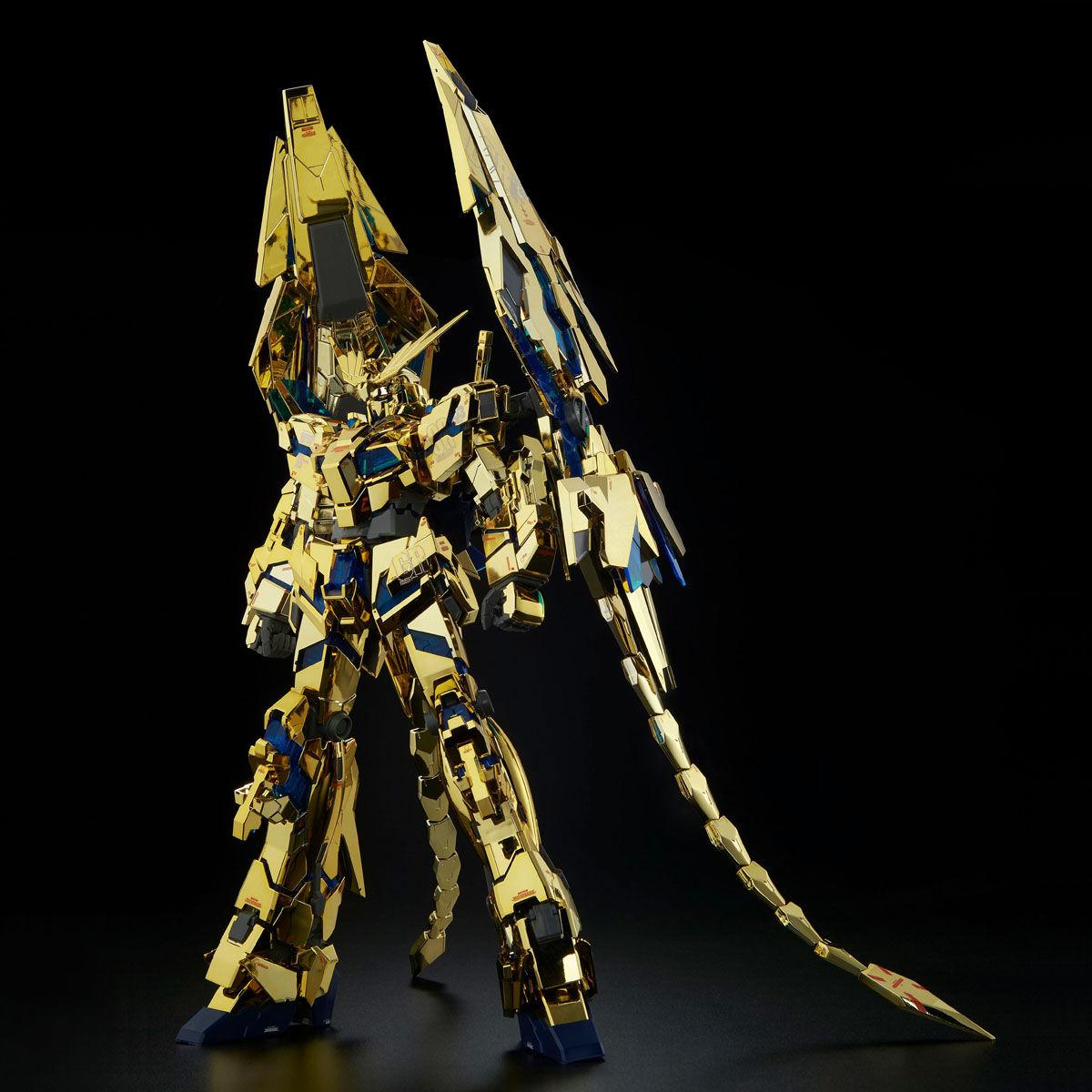 ユニコーンガンダム3号機 フェネクス (ナラティブVer.)【4. undefined