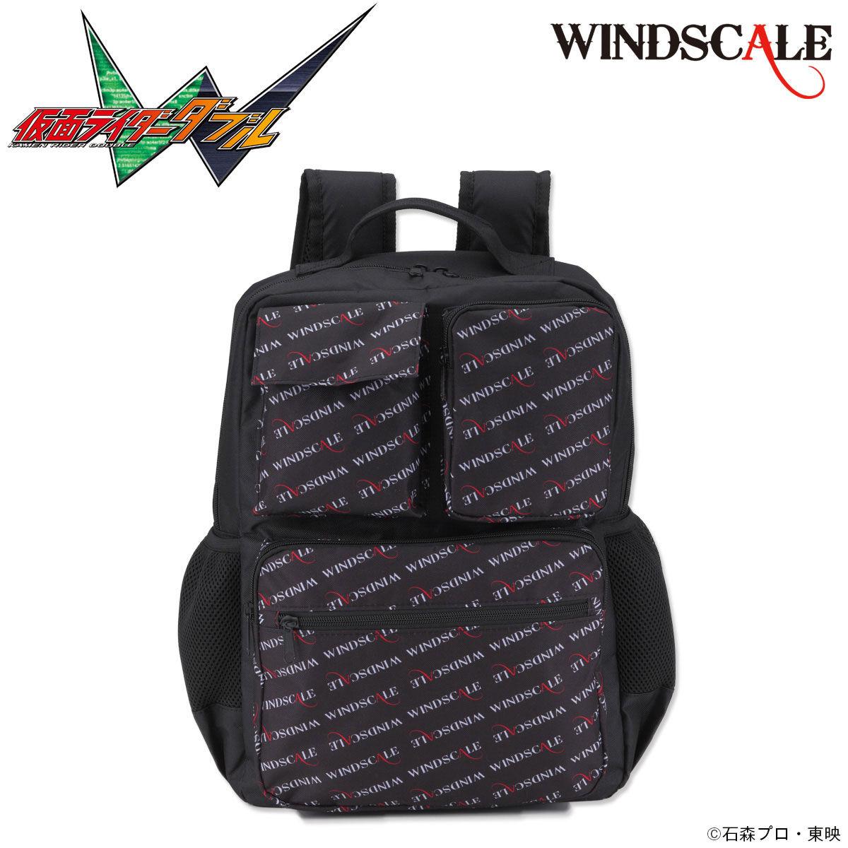 1dd5700719bf 仮面ライダーW WIND SCALE スクエアリュック | 仮面ライダーW(ダブル ...
