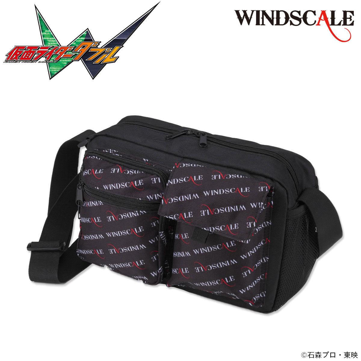 60577875c0fa 仮面ライダーW WIND SCALE ショルダーバッグ | 仮面ライダーW(ダブル ...