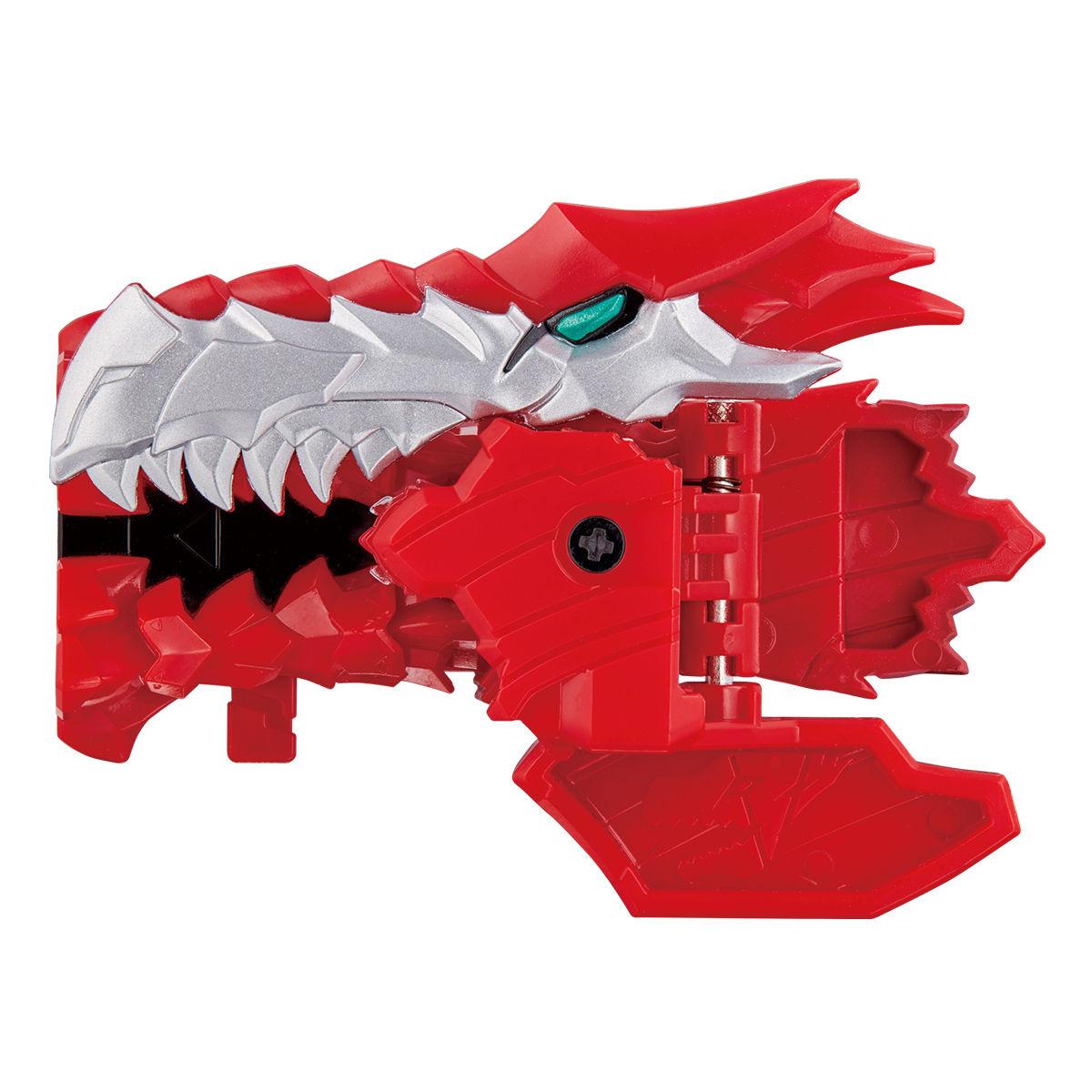 リュウソウジャー最強竜装セット-DXリュウソウケン&リュウソウチェンジャー-