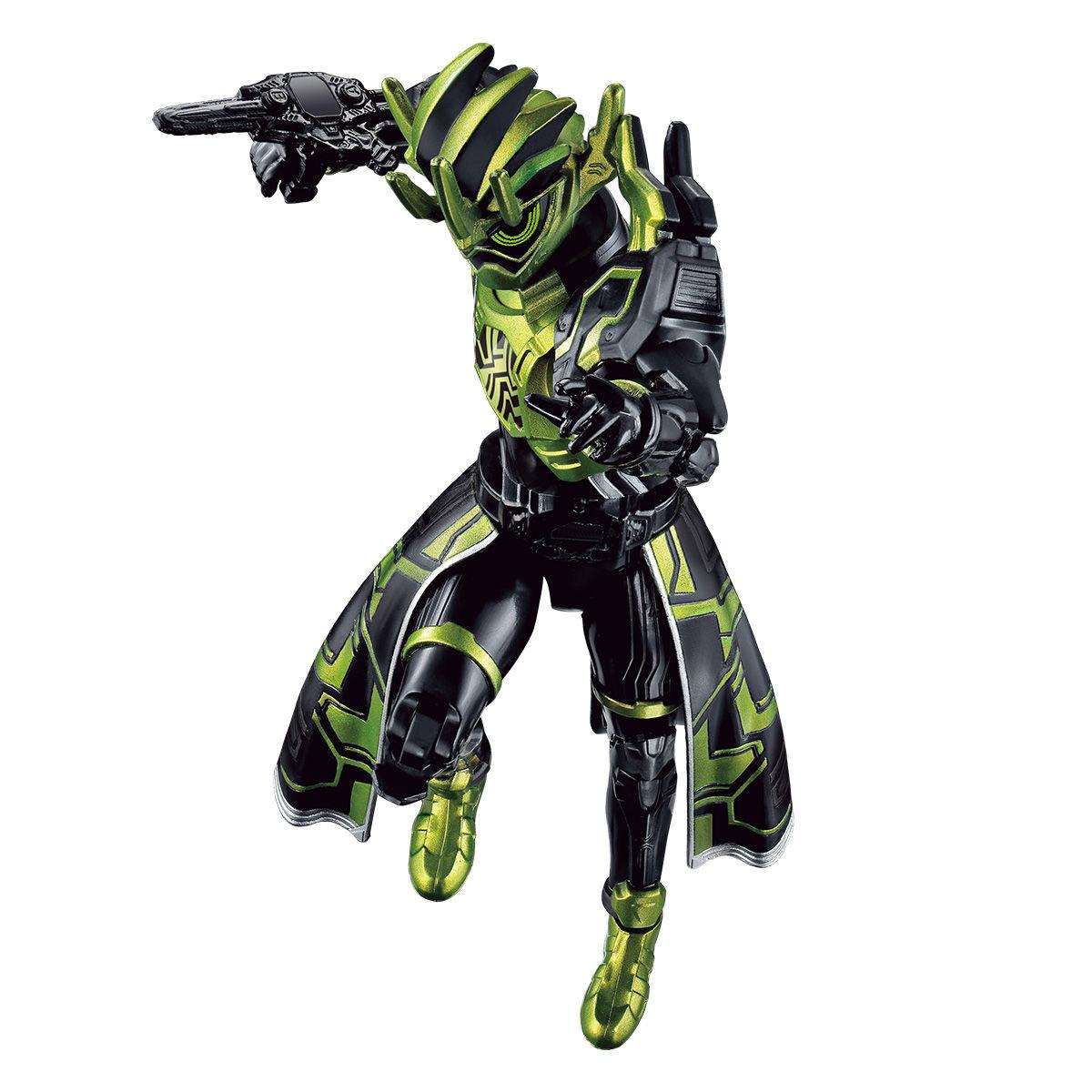 RKF レジェンドライダーシリーズ 仮面ライダークロノス