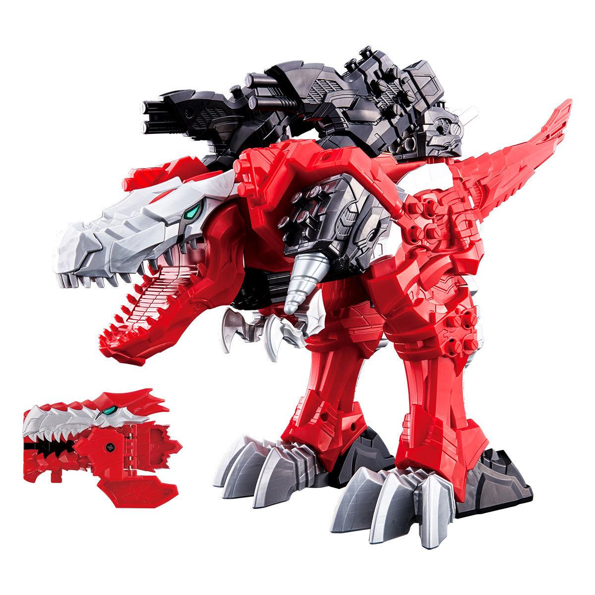 騎士竜シリーズ01 竜装合体 DXキシリュウオー
