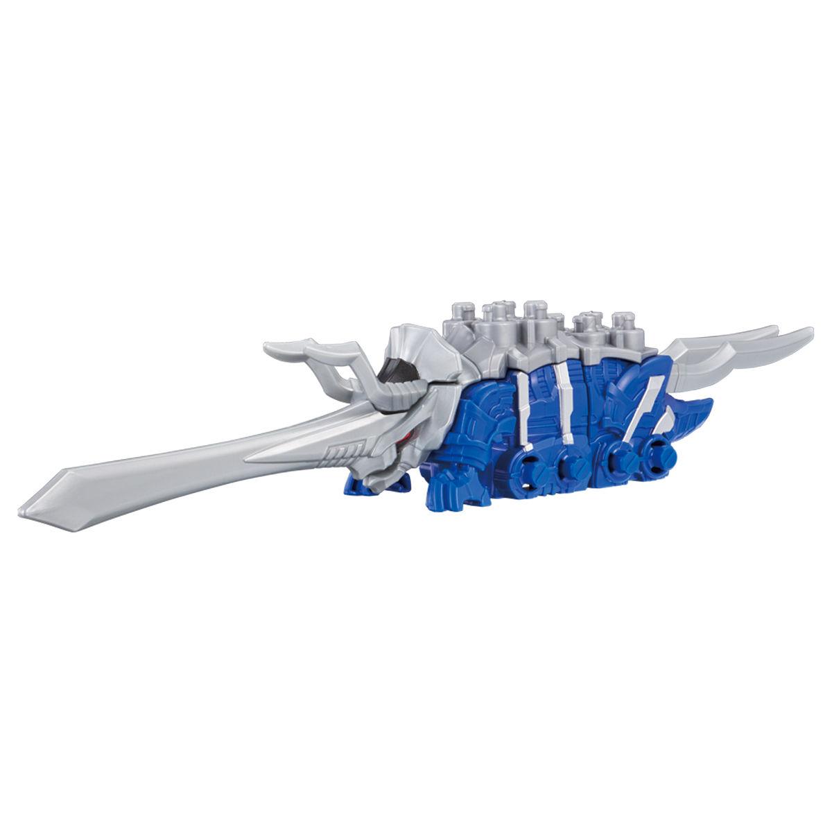 騎士竜シリーズ01&02&03 竜装合体 DXキシリュウオースリーナイツセット