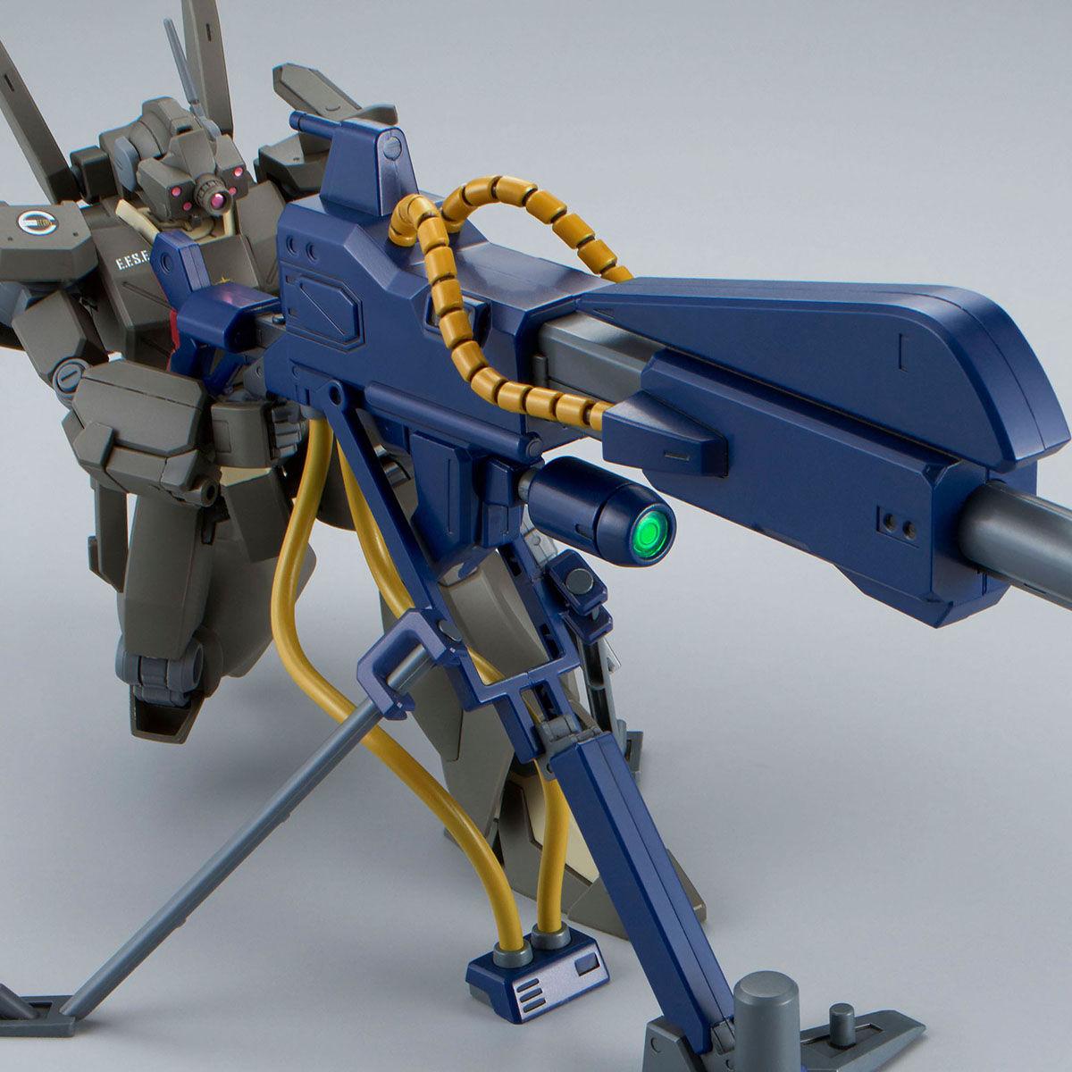 HG 1/144《機動戰士鋼彈UC》FHA-02MI MEGA火箭巨砲(康洛依機用)|メガ・バズーカ・ランチャー(コンロイ機用)【PB限定】