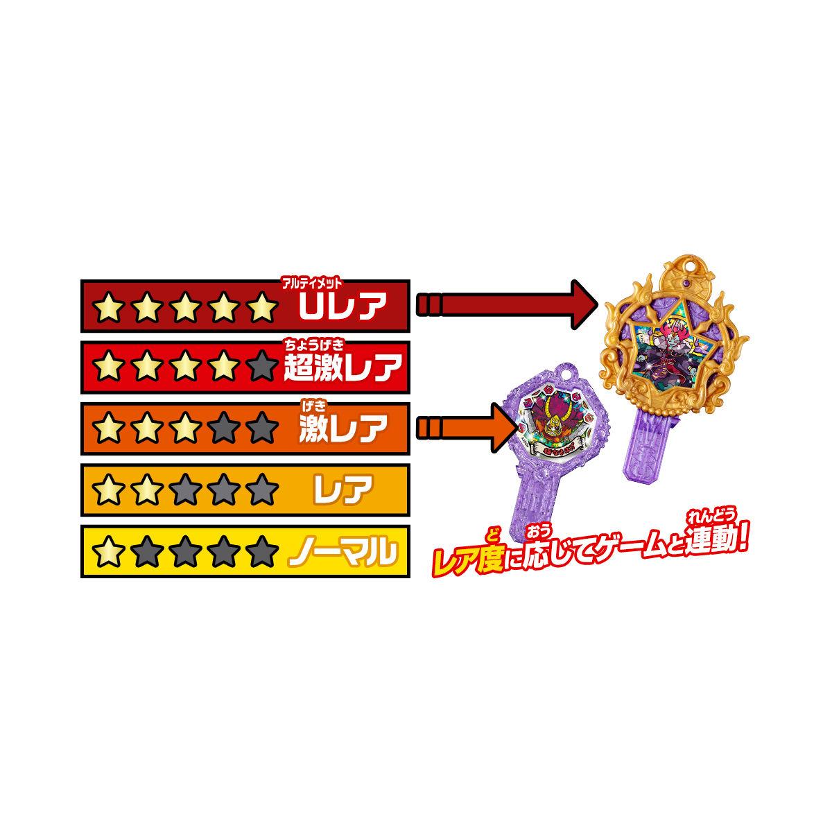 DX妖怪アークシリーズ02 妖魔一武道会 輪廻