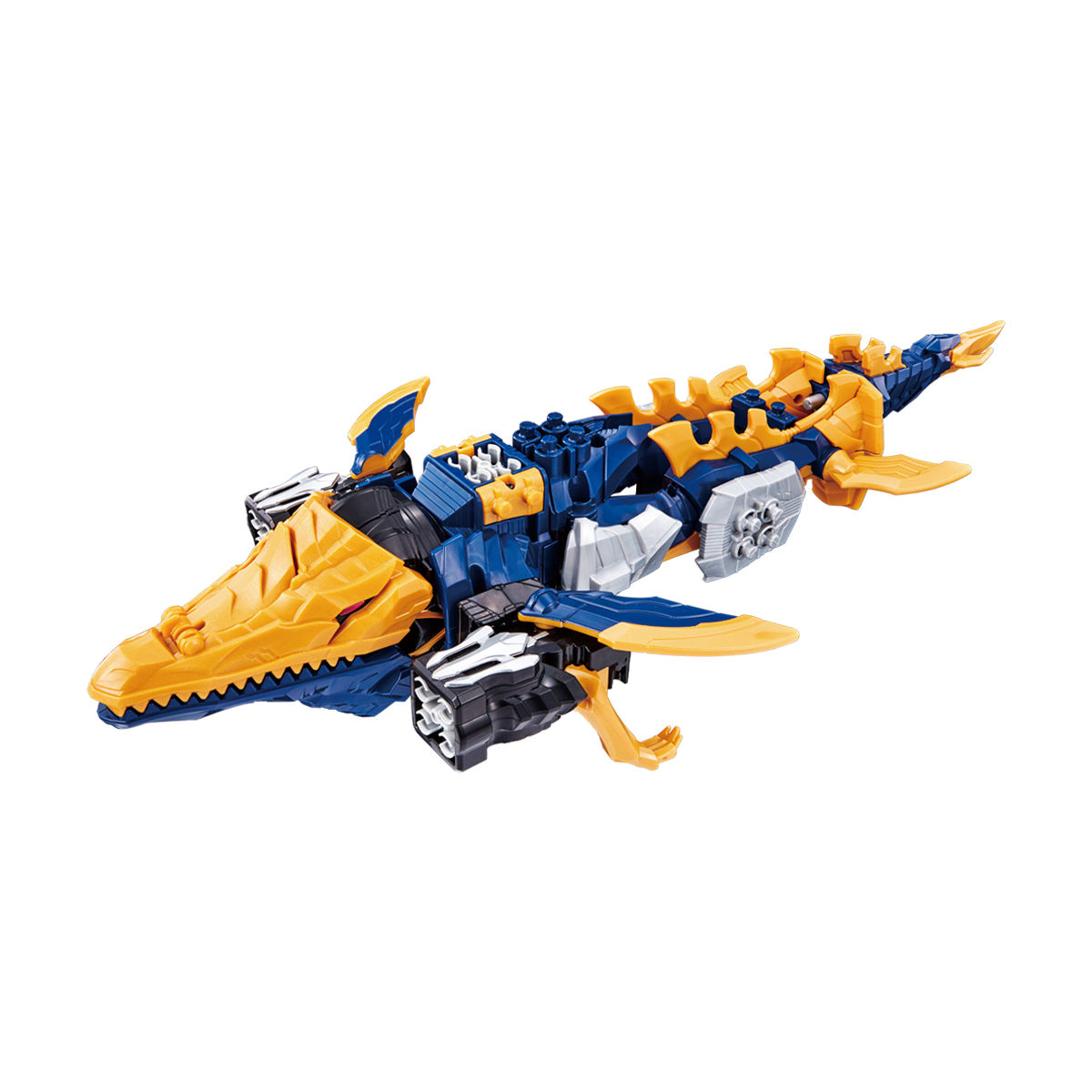 騎士竜シリーズ07 竜装合体 DXキシリュウネプチューン