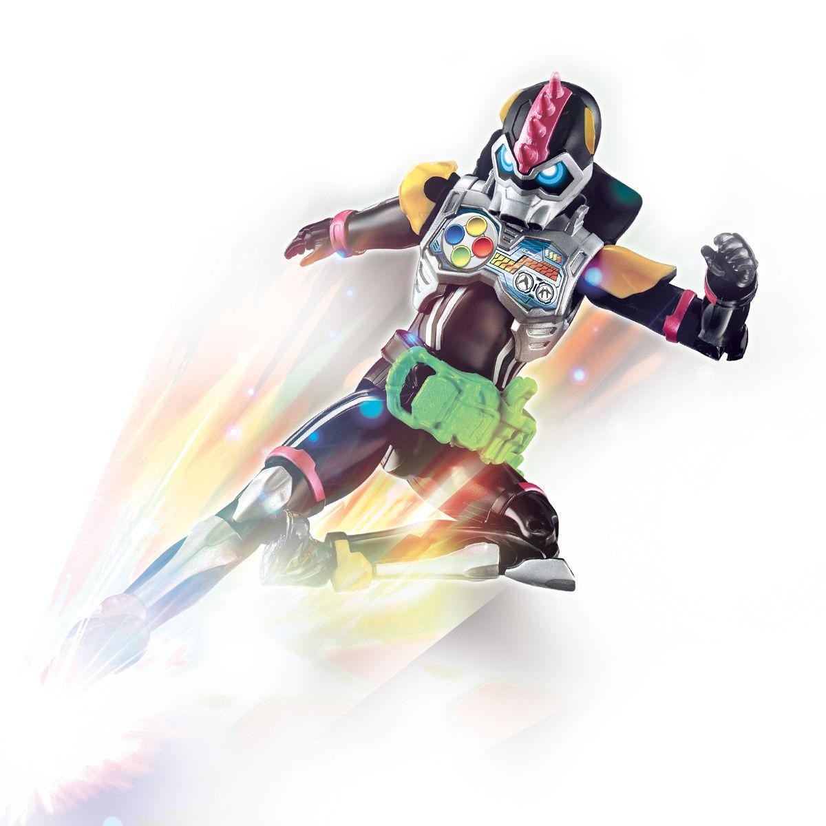 RKF レジェンドライダーシリーズ 仮面ライダーレーザーターボ バイクゲーマーレベル0