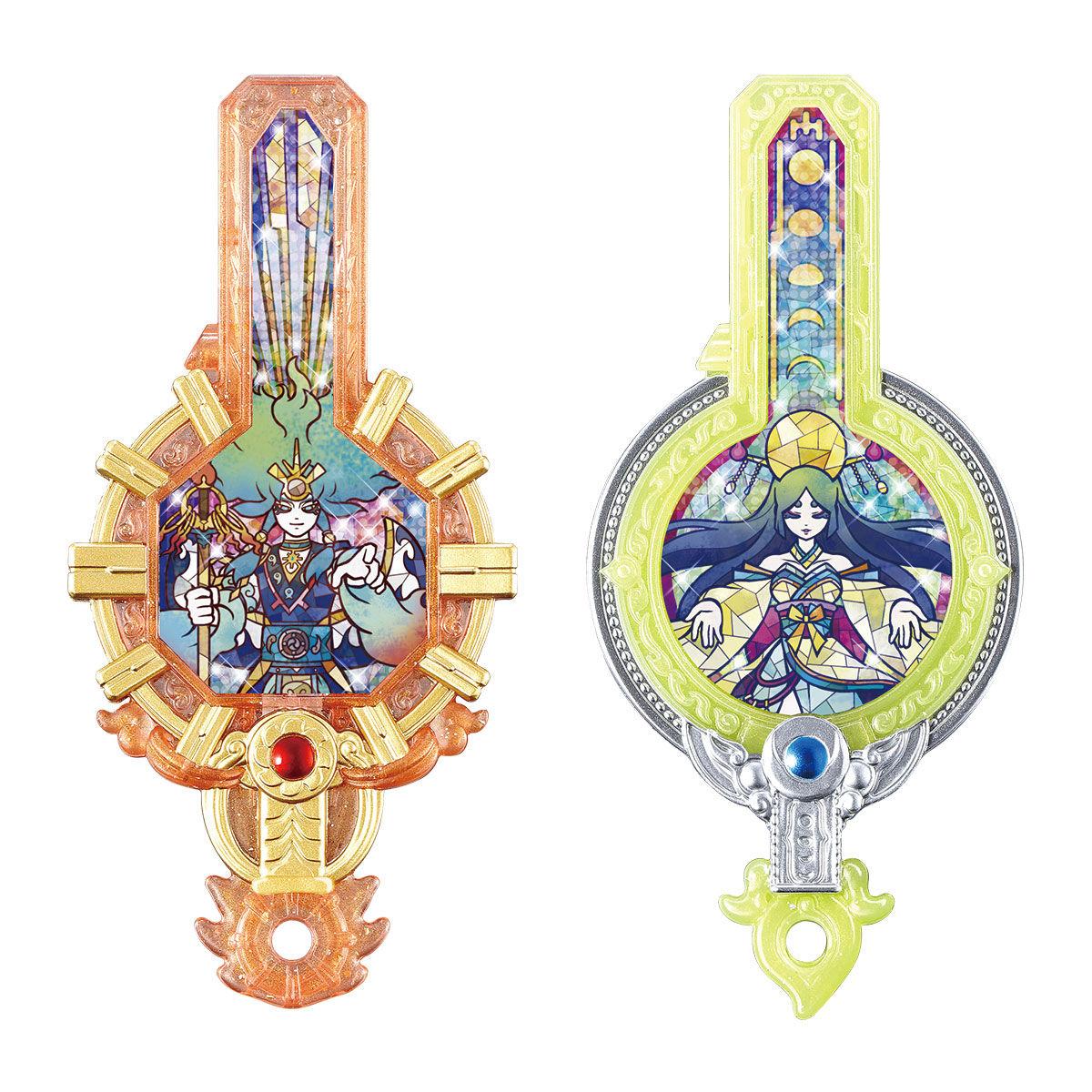 DX妖怪アークシリーズ05 賢神アマテラス&月神ツクヨミ