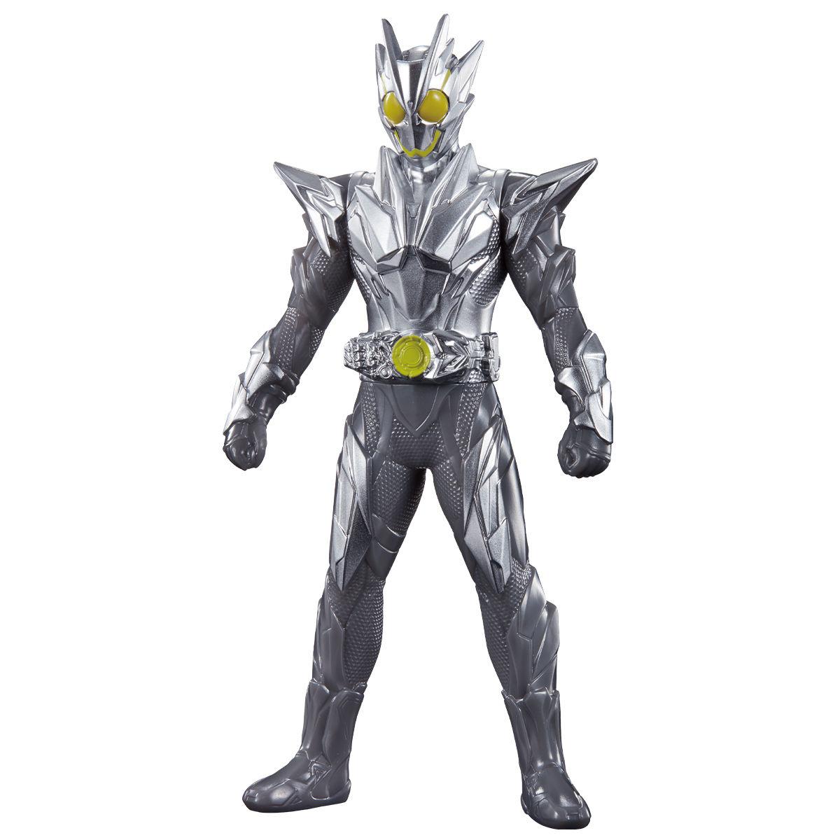 ライダーヒーローシリーズ09 仮面ライダーゼロワン メタルクラスタホッパー
