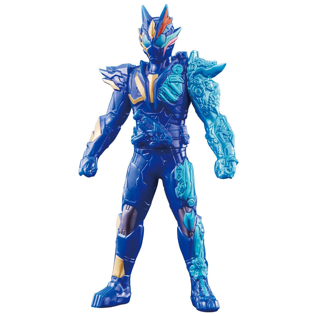 ライダーヒーローシリーズ11 仮面ライダーランペイジバルカン