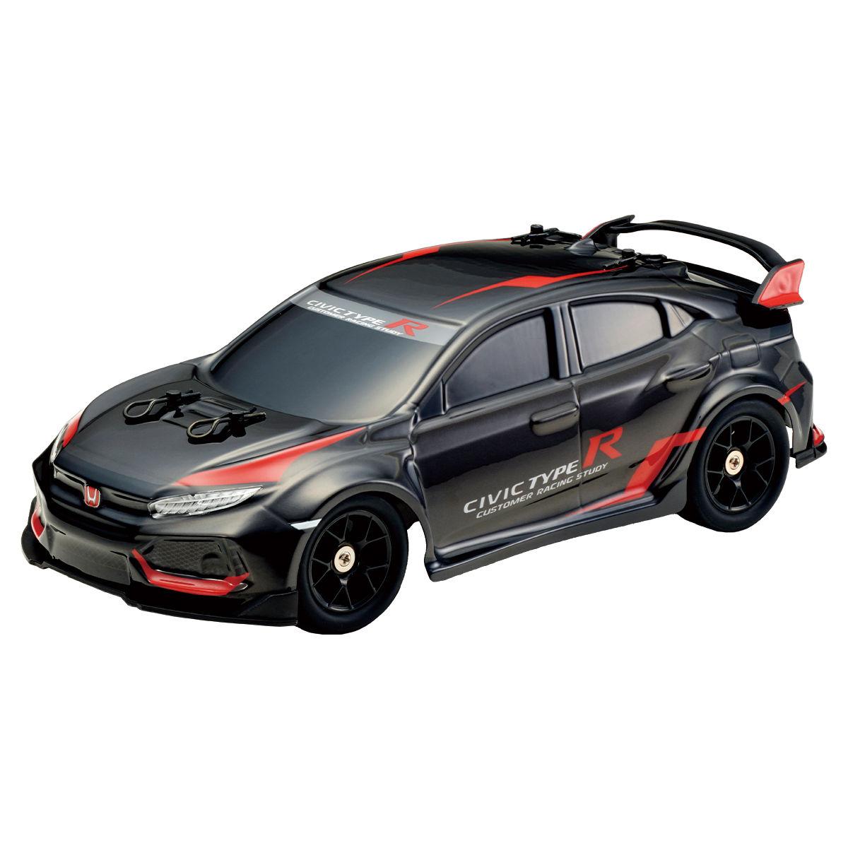 リアルドライブ ホンダ シビックタイプR Customer Racing Study