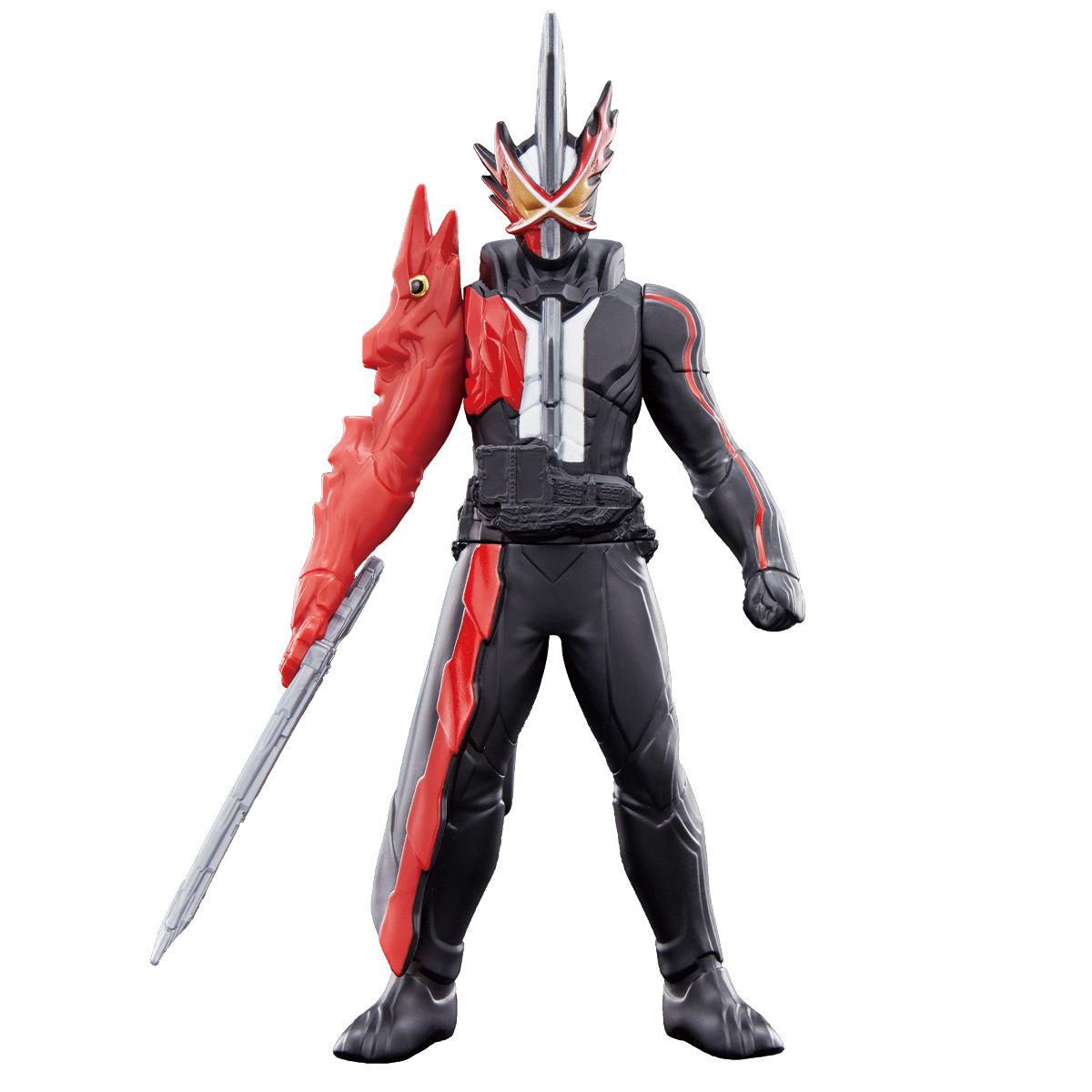 ライダーヒーローシリーズ 01仮面ライダーセイバー ブレイブドラゴン