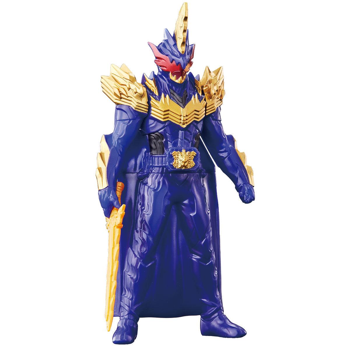 ライダーヒーローシリーズ04 仮面ライダーカリバー ジャオウドラゴン