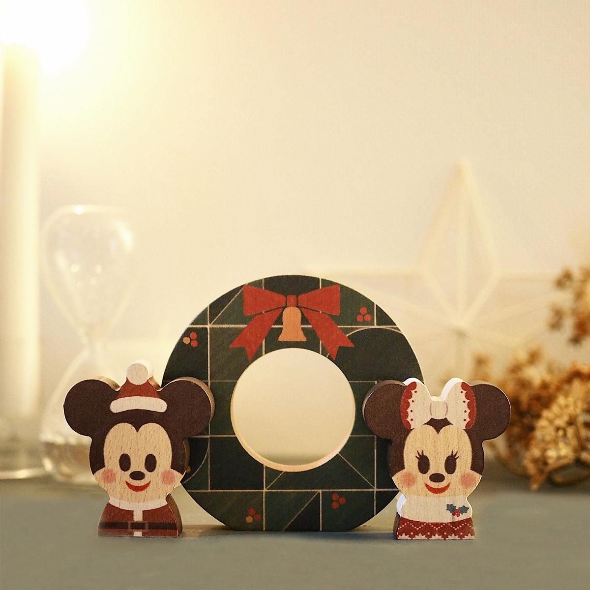 Disney | KIDEA <CHRISTMAS/WREATH>