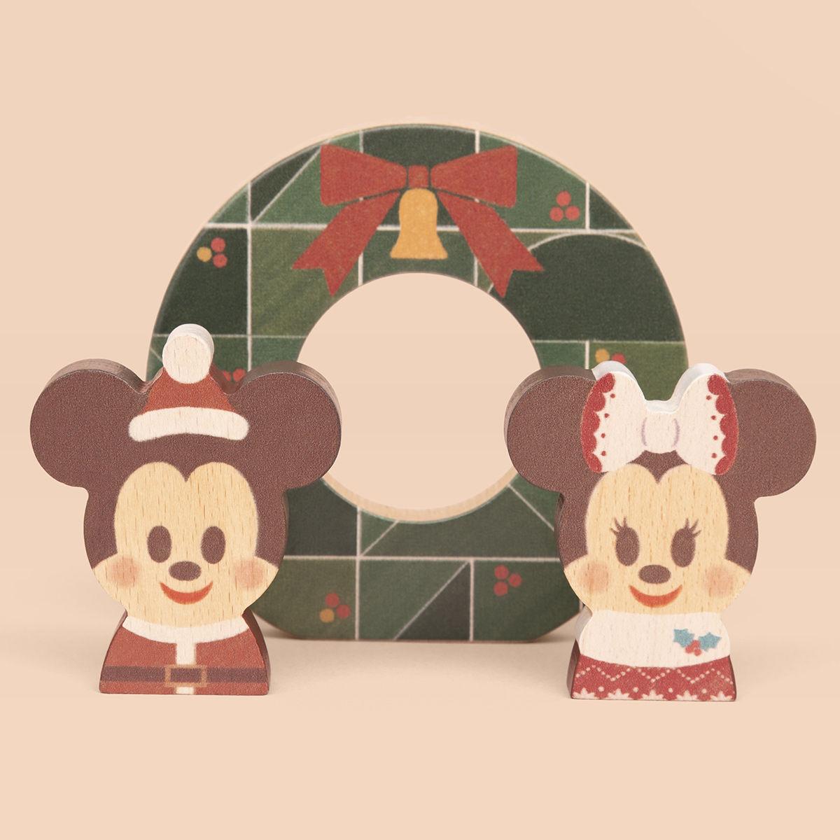 Disney   KIDEA <CHRISTMAS/WREATH>