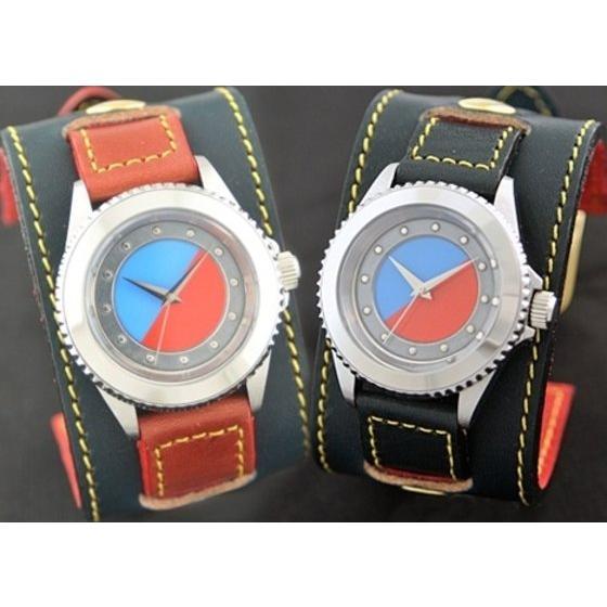 造人間キカイダー x haraKIRI Collaboration Wristwatch